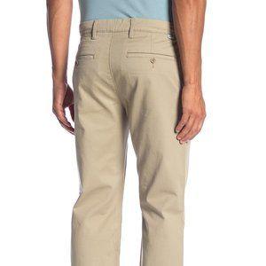 Levi's Mens Straight Chino Dress Pants Sz 34 x 34